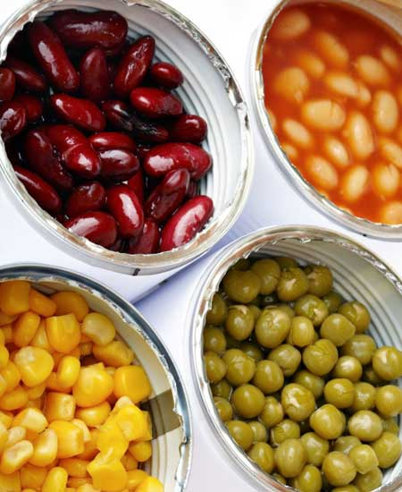 How To Tell If Canned Food Has Bpa