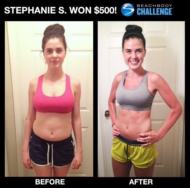 23-Stephanie-P90X-Shakeology