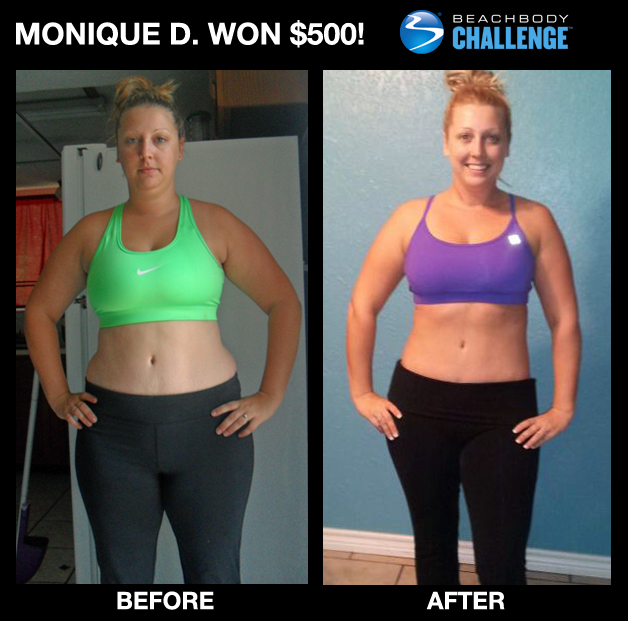 4-Monique-P90X-Shakeology